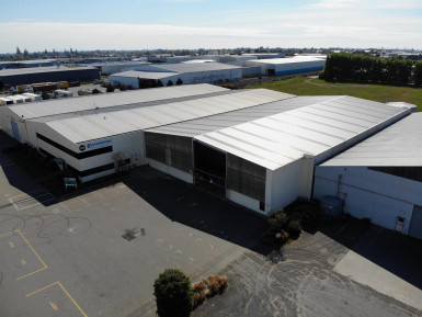 Large Industrial Facility  Property  for Lease