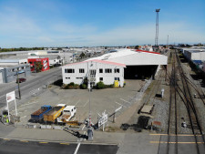 Industrial Yard + Canopy Property for Lease Waltham Christchurch