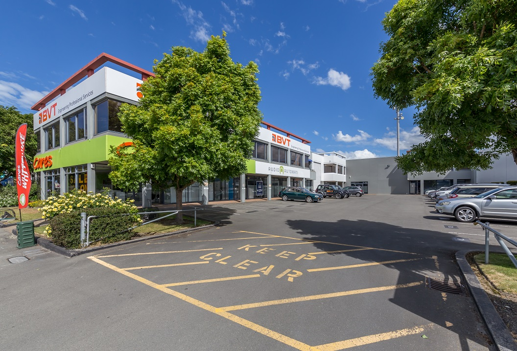 Offices  for Lease Waltham Christchurch
