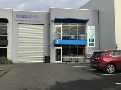 Industrial Warehouse with Office  for Lease Middleton Christchurch