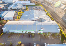 Large Industrial Warehouse  Property  for Lease