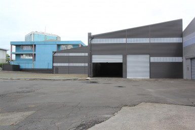 Industrial Warehouse with Yard  Property  for Lease