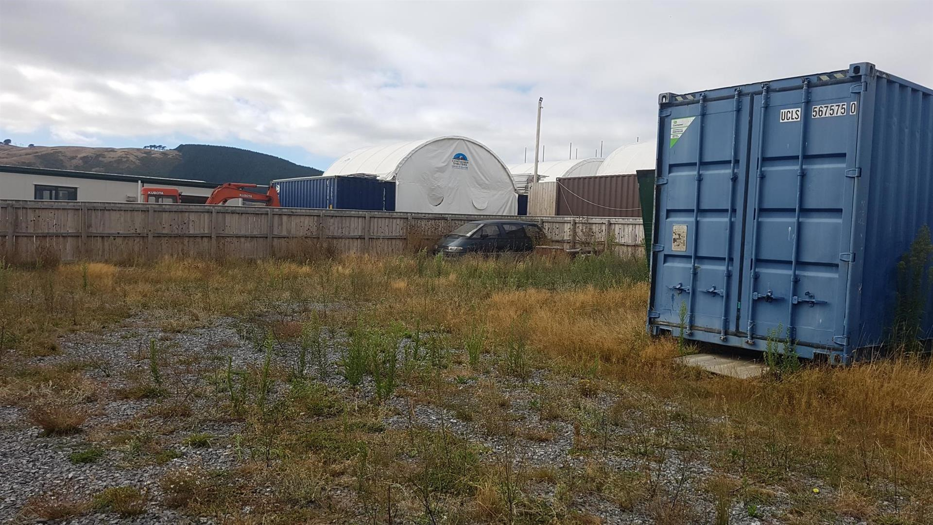 Industrial Warehouse with Secure Yard  for Lease Porirua Wellington