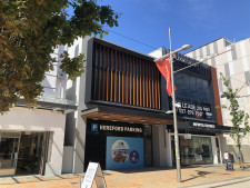 First Floor Offices Property for Lease Christchurch Central