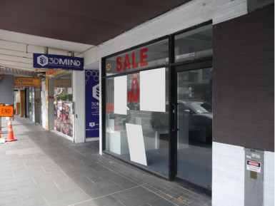 Retail Space  Property  for Lease