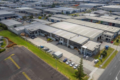 Industrial Warehouse with Office and Parking  Property  for Lease