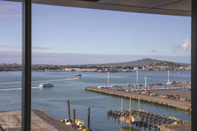 Offices with Harbour Views  for Lease Auckland Central