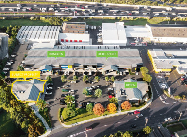 Brand new Retail  for Lease Mount Roskill Auckland