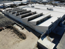 Industrial Warehouse with Office Property for Lease Bromley Christchurch