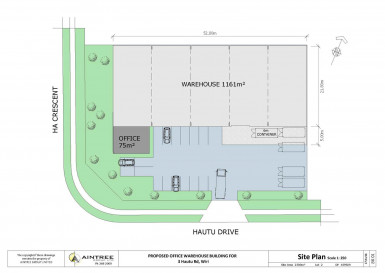 Modern A-Grade Building  for Lease Wiri Auckland