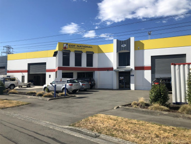 Well Presented Indistrial Facility  Property  for Lease
