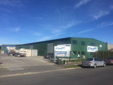 Industrial Warehouse with Office Property for Lease Hornby Christchurch