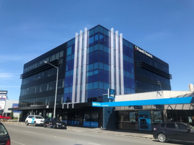 Powell Fenwick House Offices  for Lease Sydenham Christchurch