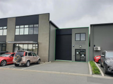 Industrial Warehouse with Office Property for Lease Christchurch Central