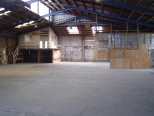 Industrial Warehouse with Carparks Property for Lease Wainoni Christchurch