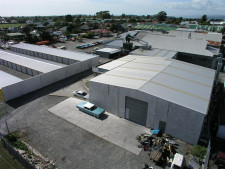 Industrial Warehouse with Office Space Property for Lease Wainoni Christchurch