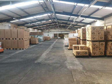 Affordable Warehouse  Property  for Lease