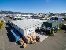 Warehouse Property for Sale Phillipstown Christchurch