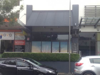 117sqm Plaza Retail  Property  for Lease
