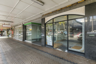 Prime Takapuna Retail  Property  for Lease