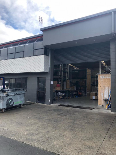 High Stud 330sqm Industrial Unit  Property  for Lease