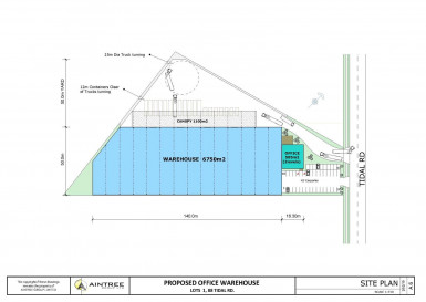 Design Build Warehouse  Property  for Lease