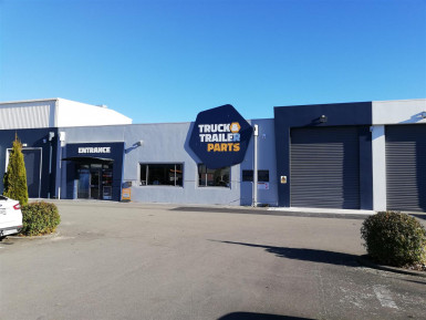 Industrial Warehouse Quality Space in Hornby  for Lease Christchurch