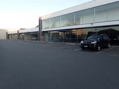 Retail Showroom  for Lease Christchurch