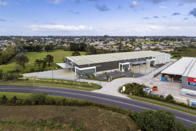 New Industrial Warehouse  for Lease Auckland Central