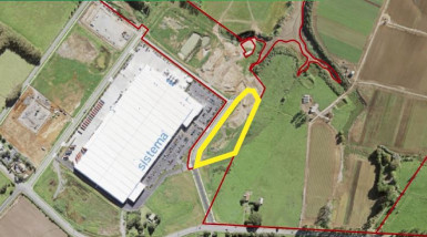 1.2ha Light Industry Land  Property  for Sale