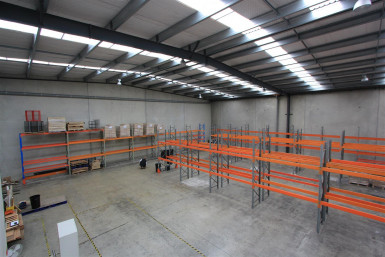 Modern Warehouse and Office  Property  for Lease