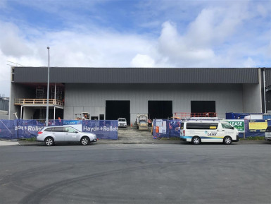Brand New High Stud Industrial  Property  for Lease