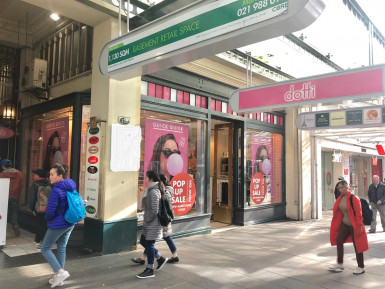 Strand Arcade Retail  Property  for Lease