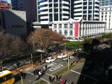 Level 5 Offices  for Lease Wellington Central