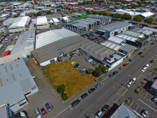 Office with Storage Property for Lease Phillipstown Christchurch
