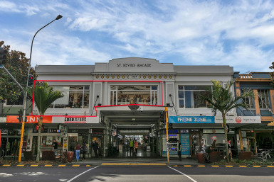 St. Kevins Arcade Offices  for Lease Auckland Central