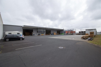 Industrial Warehouse with Office  for Lease Wiri Auckland