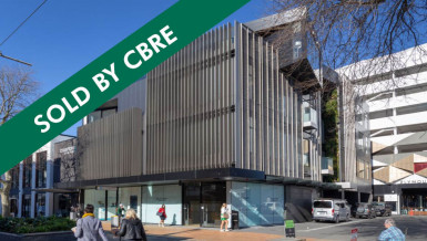Blue Chip Offices  for Sale Christchurch Central