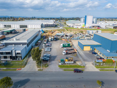 Heavy Industry Yard  Property  for Lease