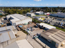 Heavy Industry Yard Property for Lease Papakura Auckland