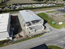 Brand New Industrial Warehouse Property for Lease Islington Christchurch