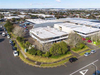 Industrial Corner Site  for Sale Mount Wellington Auckland