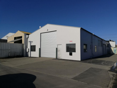 Repaired Warehouse  for Lease Bromley Christchurch