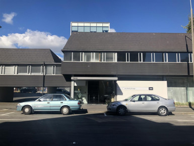 Sunny Boutique Office  for Lease Christchurch Central
