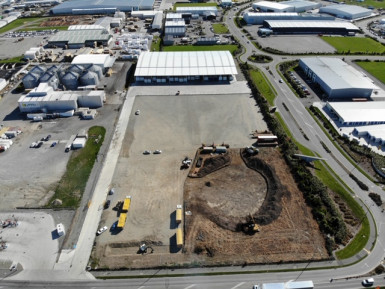 Large Modern Warehouse  for Lease Rolleston Canterbury