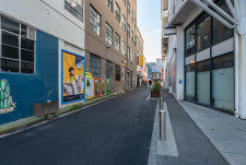 Laneway F&B or Workspace Retail Property for Lease Te Aro Wellington