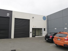 Well positioned Warehouse Property for Lease Sydenham Christchurch