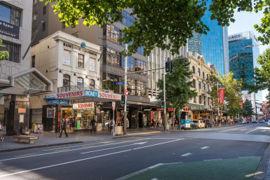 Queen Street Basement Retail  for Lease Central Auckland