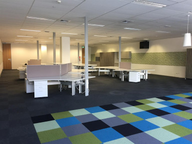 Flexible Ground Floor Offices  for Lease Christchurch Central