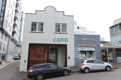 Offices  for Lease Freemans Bay Auckland